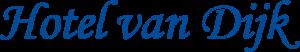 Hotel-van-Dijk logo 2014